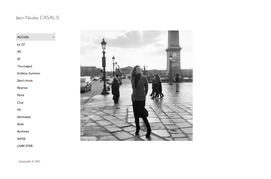 Site web Photographies